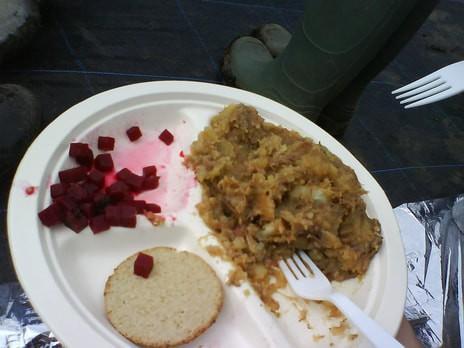 ceilidh food