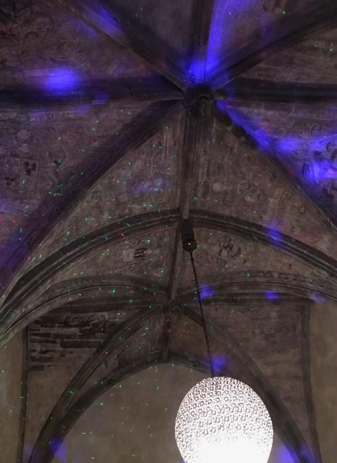 disco light ceiling