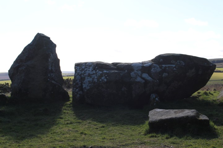 Aikey Brae ( sacrificial stone?)