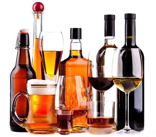 macronutrients alcohol