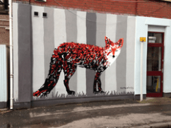 Bedminster Fox by Rob Wass