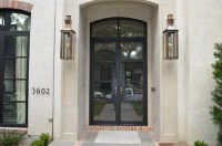 Modern Doors vs. Traditional Doors - Iron Doors Plus, Inc.