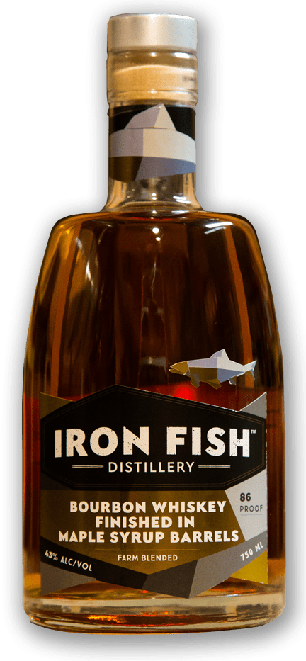 This Is Iron Fish Iron Fish Distillery