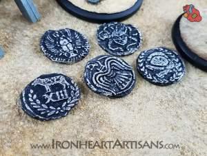 Arena Rex Fatigue Coins