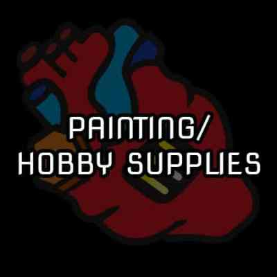 Painting/Hobby Supplies