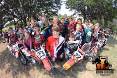 Summer Camp Motocross Riders