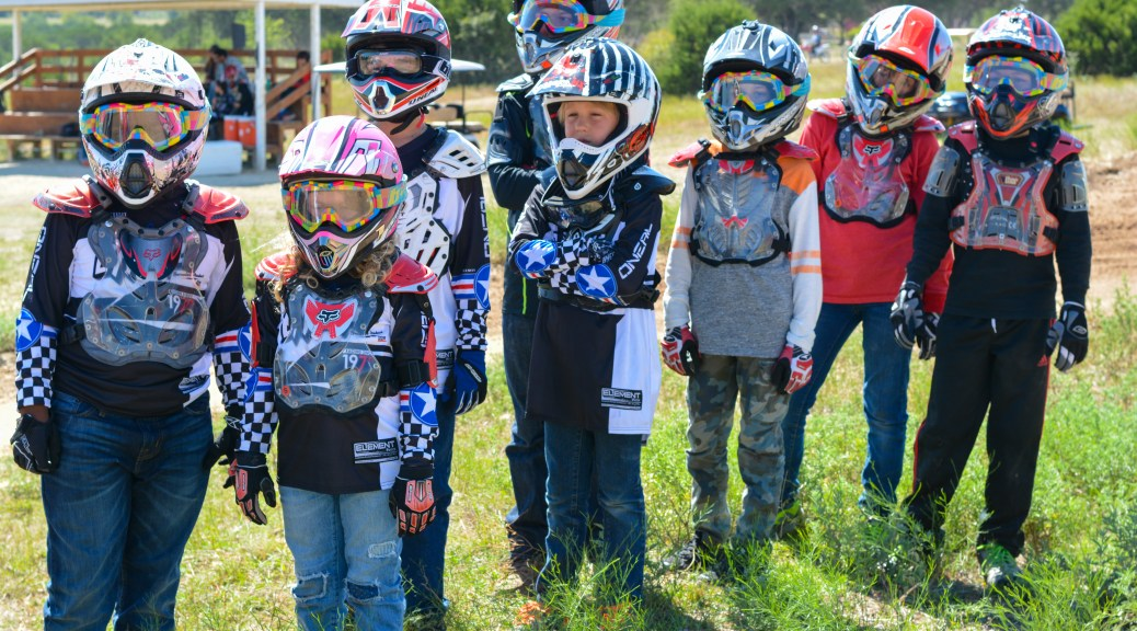 Motocross Motorcycle Kids Camp