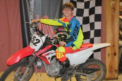 motocross rider child