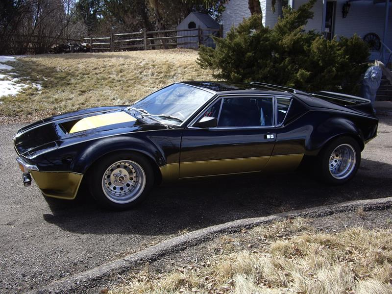 Mucks 1972 DeTomaso Pantera GTS