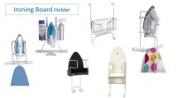 Ironing Board Holder Top 7  Keep Your Iron Board Safe