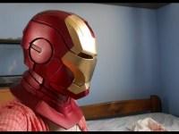 Making an Iron Man Helmet: 3 Top Methods - Iron Man Helmet ...
