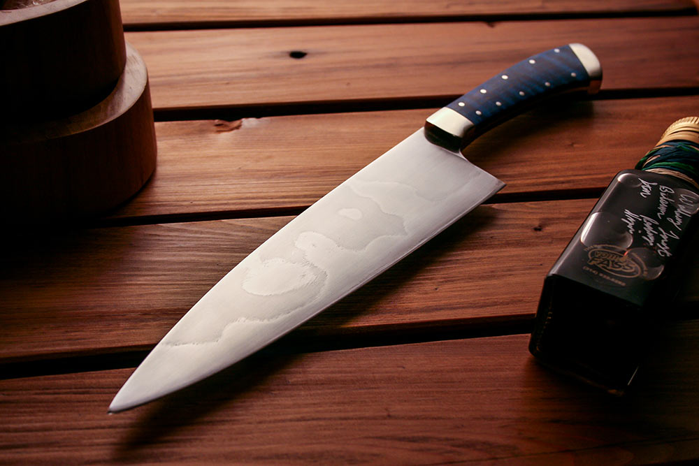 Design Your Own Kitchen Knife