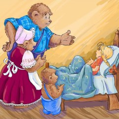 """Papa Bear Chair High Back Office Covers Goldilocks And The Three Bears: Now Is """"just Right"""" – J. Alex Crampton, Psy.d."""