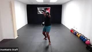03.02.21 Kickboxing w/Ken