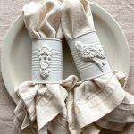 Upcycle Tin Cans Into Diy Napkin Rings Iron Orchid Designs
