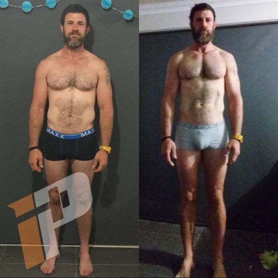 Is A Calorie Deficit All That Matters? Iron Paradise Fitness Neil Comparisons (12 Weeks)