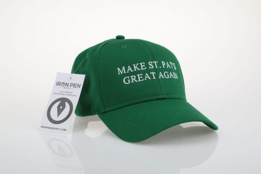 Make St. Pat's Great Again Right View