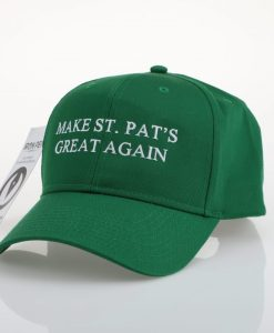 Make St. Pat's Great Again Left View