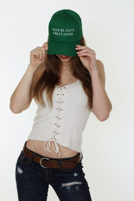 Make St. Pat's Great Again St. Pat's Girl