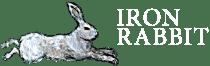 Iron Rabbit mobile logo