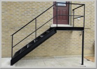Commercial Railings Photo Gallery