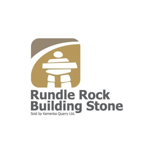 Logo Design - Rundle Rock Building Stone