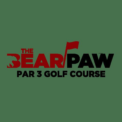 Logo Design - Bear Paw Par 3 Golf Course
