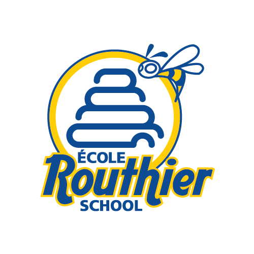 Logo Design - Ecole Routhier School