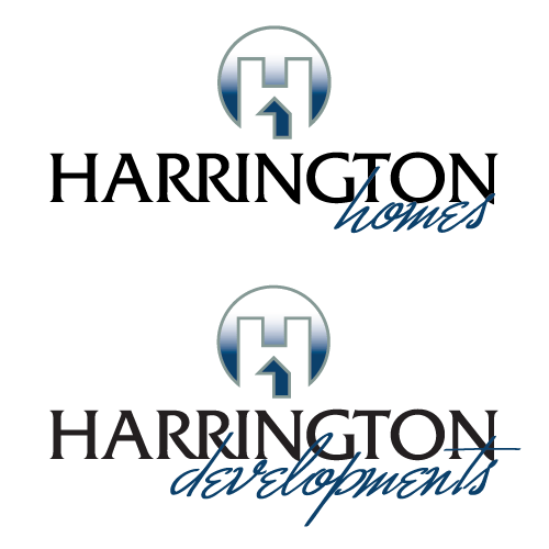 Logo Design - Harrington Homes
