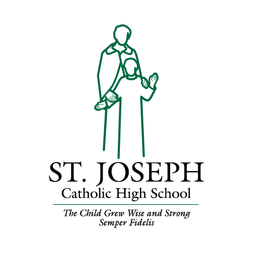 Logo Design - St. Joseph High School