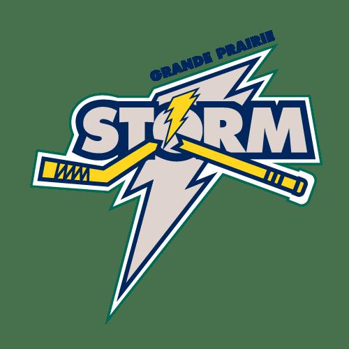 Logo Design - Grande Prairie Storm