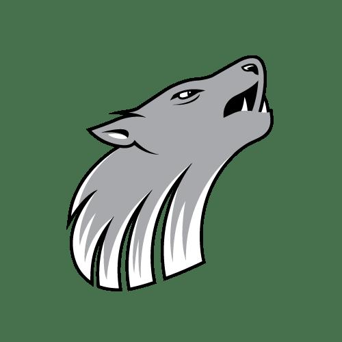 Logo Design - GPRC Wolves