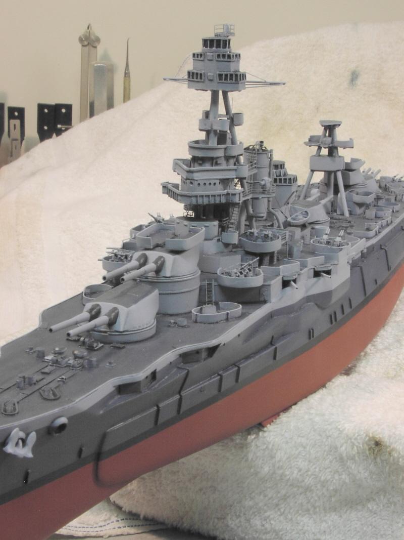 USS Texas BB35 Kit 4118