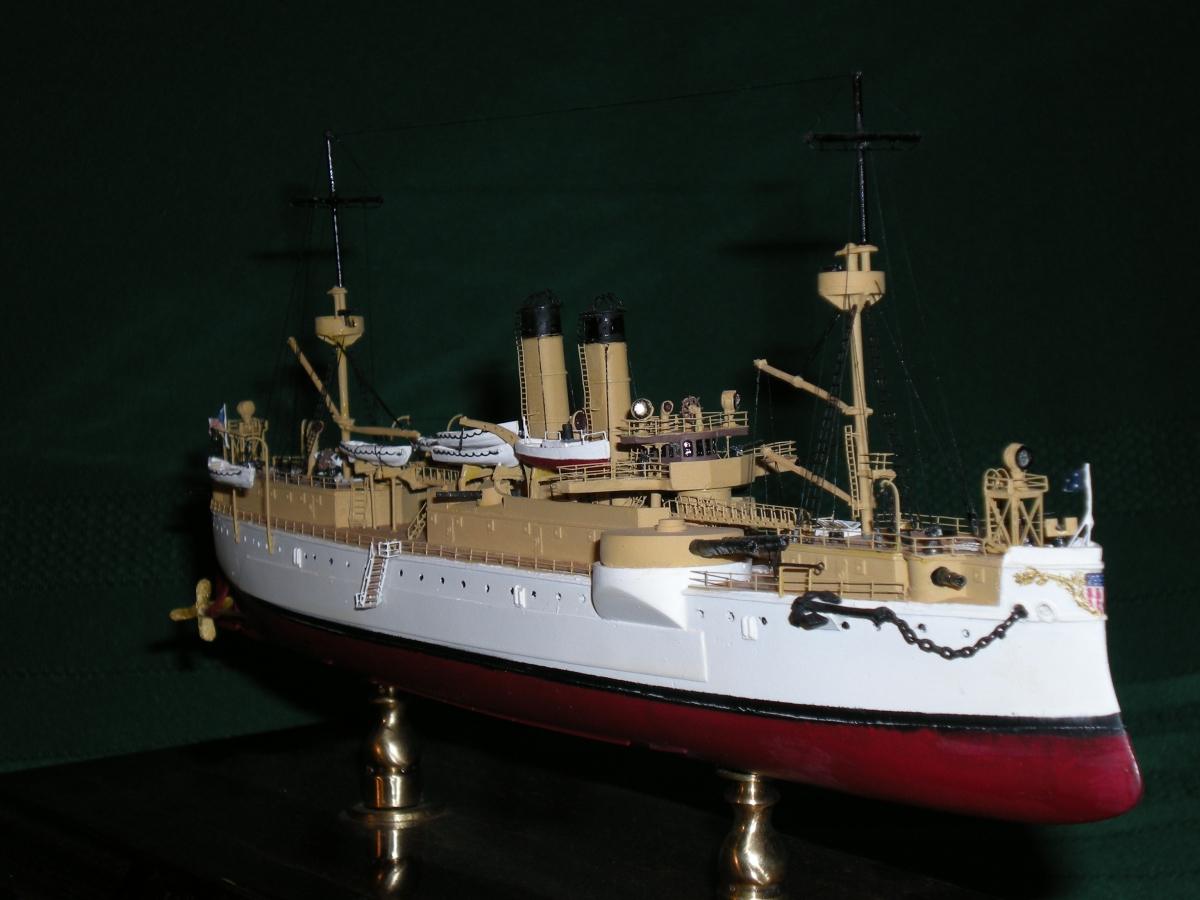 USS Maine Kit 4 005