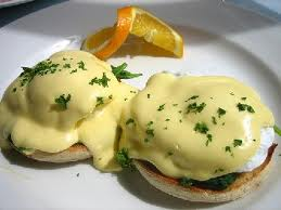 Egg diet and nutrition -eggs benedict