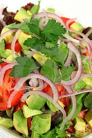 low carbohydrate food list  -fresh tossed salad