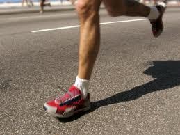 Ironman live race longer  -the legs of a marathoner