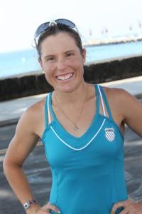 Pro triathlete Kate Bevilaqua