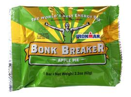 IronStruck product review for Bonk Breaker Energy Bar