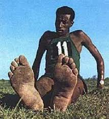 Abede Bikila-why running naturally is best