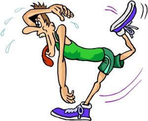 ironman triathlon morning after run