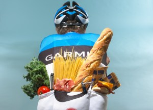 ironman eating race day