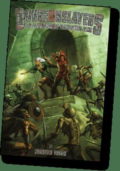 Dungeonslayers : dungeonslayers, Review:, Dungeonslayers, TavernThe, Tavern