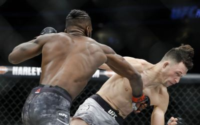 Iron Tiger Champion Devonte Smith Steals The Show At UFC Fight Night 139
