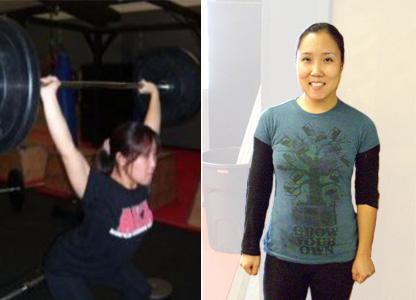 Judy on Ironwill Fitness