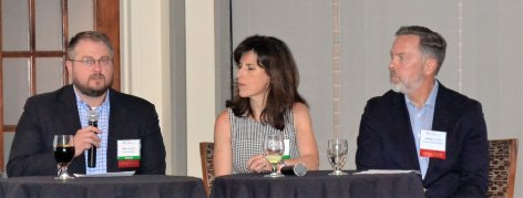 Alex Levental, Ironwood Capital, as part of family office investment panel