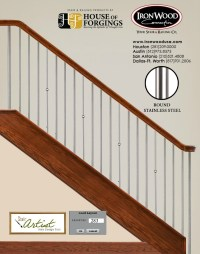 Popular Iron Baluster Patterns | Organized by Series ...
