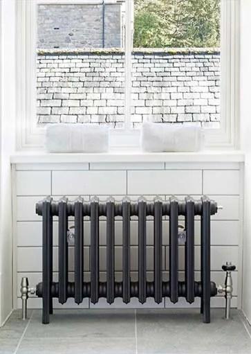 Ironworks Radiators Inc. Castrads Grace cast iron radiator