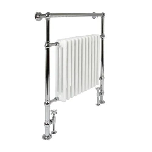Ironworks Radiators Inc. Castrads bathroom towel warmer radiator Vivien