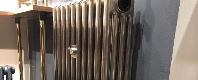 Integrating Steel Radiators In a Home